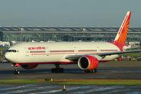 VT-ALP @ EGLL - Air India B777 at heathrow