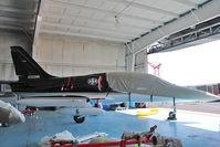 N393WA @ RFD - Hangared at rework facility at Rockford airport