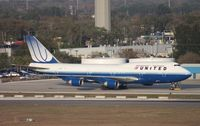 N179UA @ TPA - United 747-400