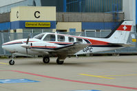 HB-GPC @ CGN - visitor - by Wolfgang Zilske