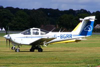 G-BGRR @ EGBO - privately owned - by Chris Hall