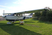 D-EFUC @ EGBR - Cessna 172S Skyhawk at Breighton Airfield's Helicopter Fly-In, September 2011. - by Malcolm Clarke