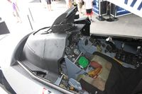 75-0745 @ DAY - YF-16A cockpit