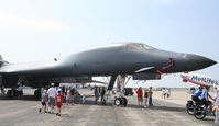 86-0126 @ DAY - B-1 on static display