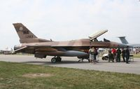 86-0283 @ DAY - F-16 in aggressor colors