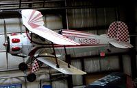 N133BU @ RIC - Static Display in the Virginia Aviation Museum at Richmond International (RIC). - by Gary Barnes