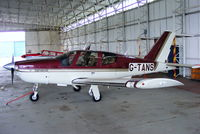 G-TANS @ EGBO - privately owned - by Chris Hall