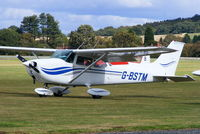 G-BSTM @ EGBO - privately owned - by Chris Hall