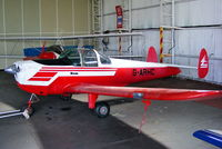 G-ARHC @ EGBO - privately owned - by Chris Hall