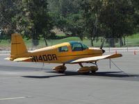 N1400R @ POC - Parked in transient parking east of static displays - by Helicopterfriend