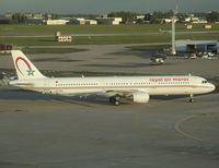 CN-RNX @ LFPO - Royal Air Maroc is up for some heavy restructuration calling for the lay-off of 1,500 staff members and the sale of 10 aircrafts including all four A321s - by Alain Durand