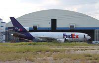N366FE @ KBFM - MD-10-10F - by Mark Pasqualino