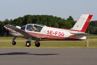 SE-FSO @ ESKB - At EAA FlyIn - by Roger Andreasson