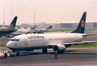 D-ABKF @ EHAM - Lufthansa - by Henk Geerlings