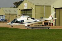 G-GDSG @ EGLD - 2005 Agusta A-109E, c/n: 11656 at Denham
