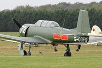 G-CGFS @ EGLM - 1988 Nanchang CJ-6A, c/n: 4532008 at White Waltham