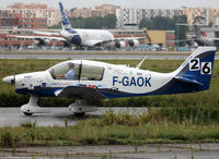 F-GAOK photo, click to enlarge