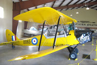 N667EA @ OSH - At Oshkosh Museum - by Terry Fletcher