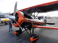 N4ZP @ VJI - Waco at the 2011 Abingdon, Virginia Kiwanis Club Wings and Wheels Show. - by Davo87