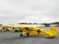 N98856 @ VJI - Baron Von Groundloop's Cub at the 2011 Abingdon, VA Kiwanis Club Wings and Wheels Show. - by Davo87