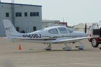 N969BJ @ FTW - At Meacham Field - Fort Worth, TX
