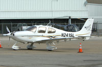 N241SL @ FTW - At Meacham Field - Fort Worth, TX