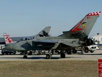 ZG774 @ LMML - Tornado ZG774/WK 56Sqd RAF
