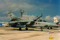 ZH555 @ LMML - Tornado ZH555/CV 5Sqd RAF