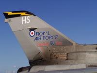 ZE785 @ LMML - Tornado ZE785/HS 111Sqd RAF