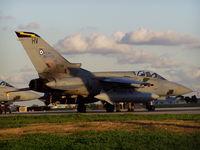 ZE788 @ LMML - Tornado ZE788/HV 111Sqd RAF