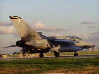 ZE936 @ LMML - Tornado ZE936/HE 111Sqd RAF