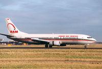 CN-RNA @ EHAM - royal air maroc - RAM - by Henk Geerlings