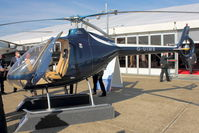 G-UIMB @ EGSU - G-UIMB Not yet on the UK register - but displayed at 2011 Helitech at Duxford