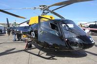 ZJ250 @ EGSU - At 2011 Helitech at Duxford