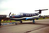 OY-RSE - PC12 - Copenhagen Airtaxi