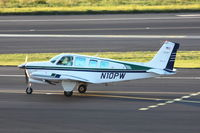 N10PW @ EDDL - Beechcraft A36 Bonanza, CN: E-2950 - by Air-Micha