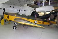 G-AFBS @ EGSU - Displayed in Hall 1 of Imperial War Museum , Duxford UK