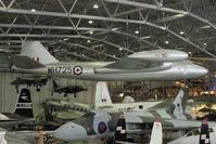 WH725 @ EGSU - Displayed in Hall 1 of Imperial War Museum , Duxford UK