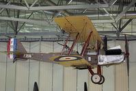 F3556 @ EGSU - Displayed in Hall 1 of Imperial War Museum , Duxford UK
