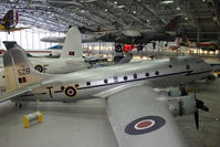 TG528 @ EGSU - Displayed in Hall 1 of Imperial War Museum , Duxford UK