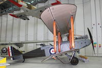 D5649 @ EGSU - Displayed in Hall 1 of Imperial War Museum , Duxford UK