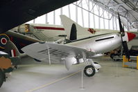 VN485 @ EGSU - Displayed in Hall 1 of Imperial War Museum , Duxford UK