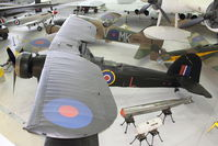 NF370 @ EGSU - Displayed in Hall 1 of Imperial War Museum , Duxford UK
