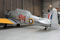 G-BTXI @ EGSU - Exhibited at Imperial War Museum , Duxford