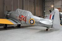 G-BTXI @ EGSU - Exhibited at Imperial War Museum , Duxford ex 42-892 , and Swedish AF Fv16105