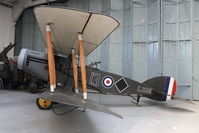 E2581 @ EGSU - Exhibited at Imperial War Museum , Duxford