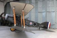 E2581 @ EGSU - Exhibited at Imperial War Museum , Duxford