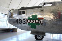 44-51228 @ EGSU - Exhibited at Imperial War Museum , Duxford with (false) nose markings for 44-40593 'DUGAN'