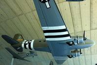 G-BHUB @ EGSU - Exhibited at Imperial War Museum , Duxford ex 43-15509