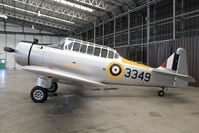 G-BYNF @ EGSU - Exhibited at Imperial War Museum , Duxford